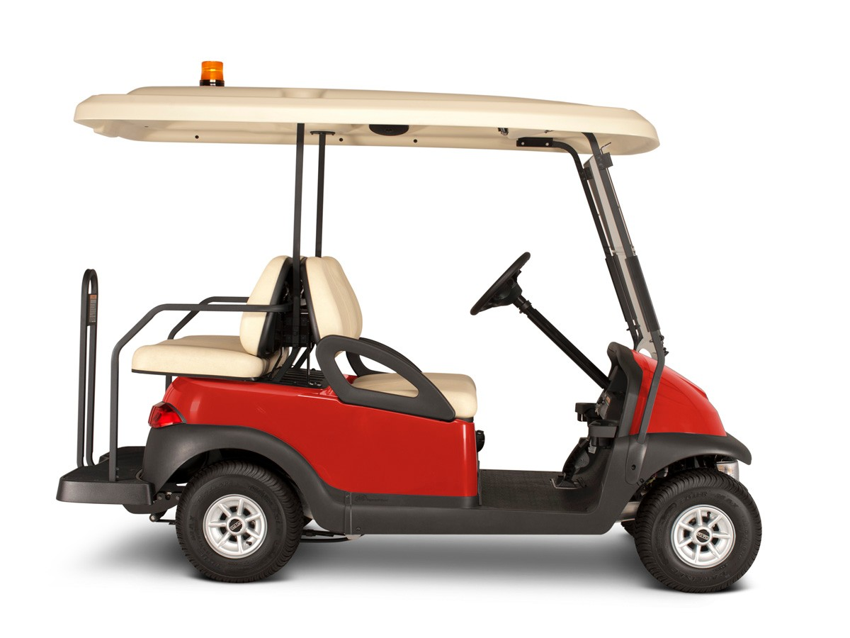Club Car Villager 4 (Gasoline)