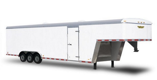 Continental Cargo CCG/F718TA3 Gooseneck/Fifth Wheel