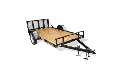 2019 H and H Trailer 82X14 SH ATV 3.5K
