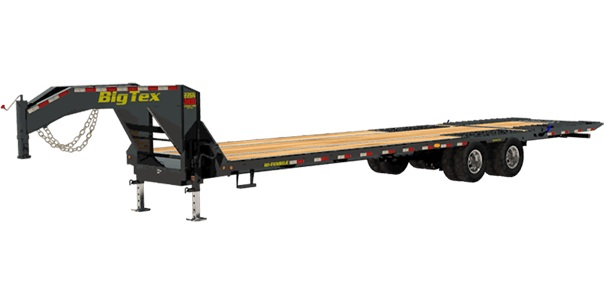 Big Tex Trailers 22GN-35-HDTS