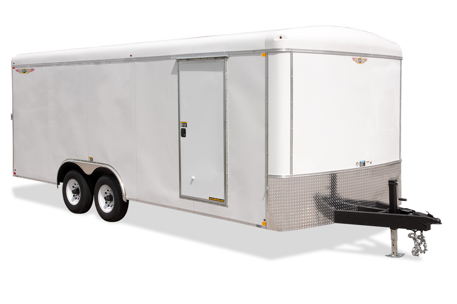 2019 H and H Trailer 101X22 HH R-TOP CARHAUL RNOSE 10K CARGO