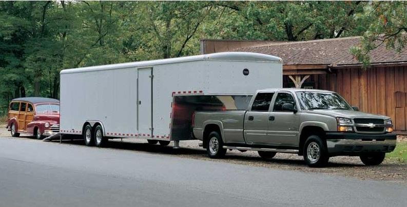 Wells Cargo AWG4025