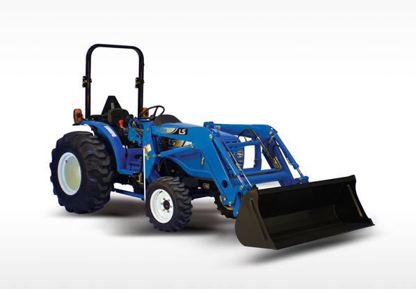 LS Tractor G38