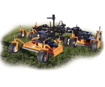 Woods Implements TBW144 Turf Batwing