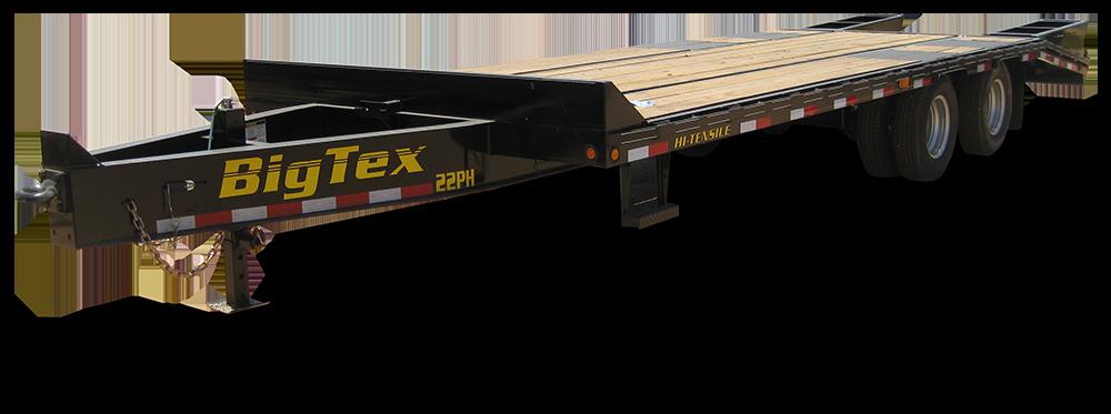 Big Tex Trailers 22PH-20+5