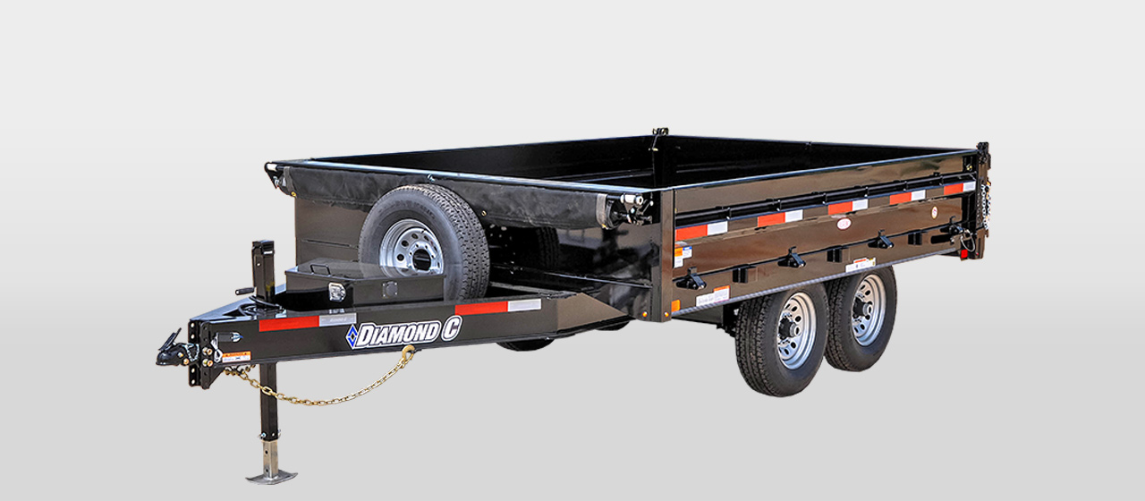 Diamond C Trailers 25DOD