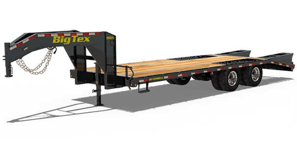 Big Tex Trailers 20GN-20+5
