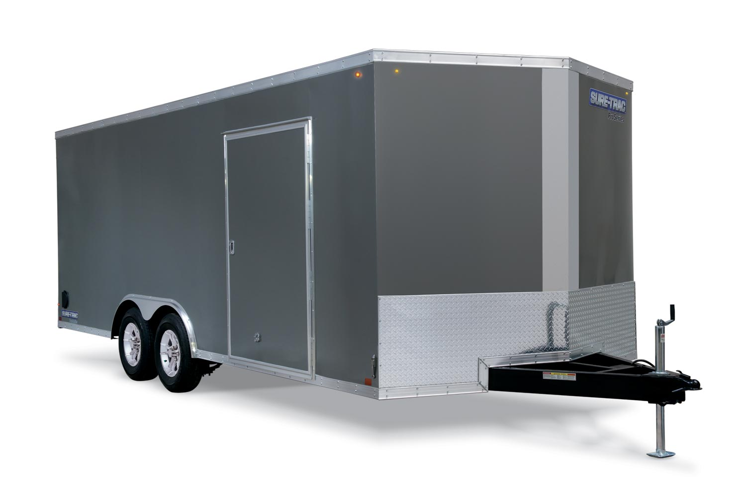 2019 Sure-Trac 8.5x16 Pro Series Wedge Car Hauler 7K