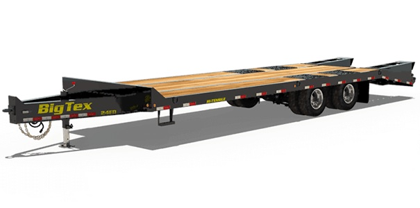 Big Tex Trailers 24ED-24+5