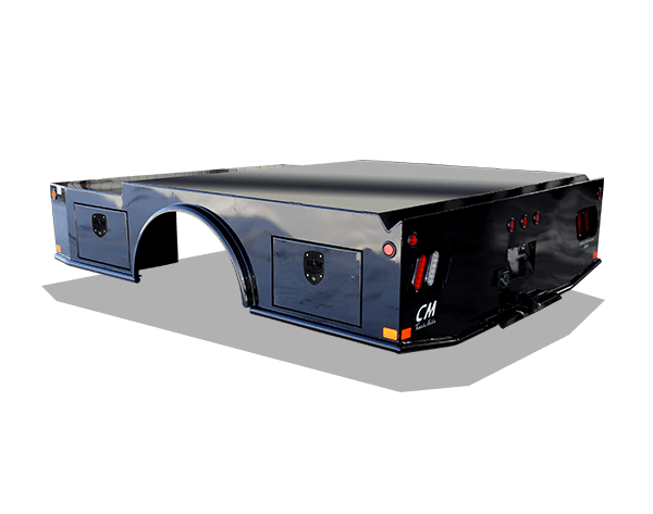 CM Truck Beds WD Truck Bed