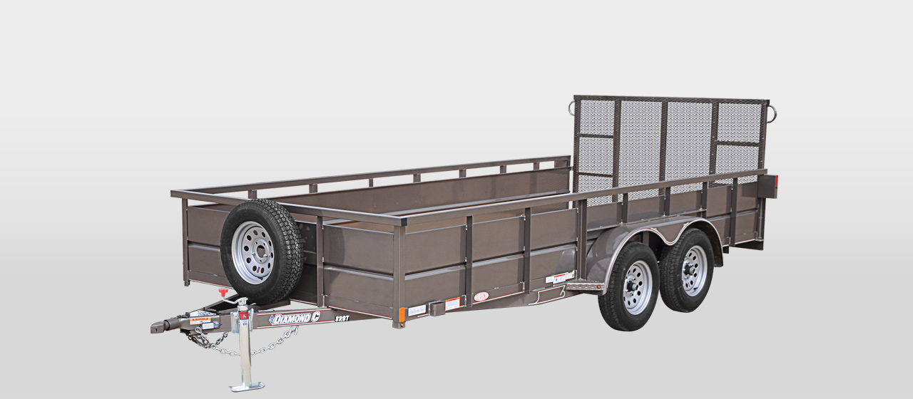 Diamond C Trailers 8RBT