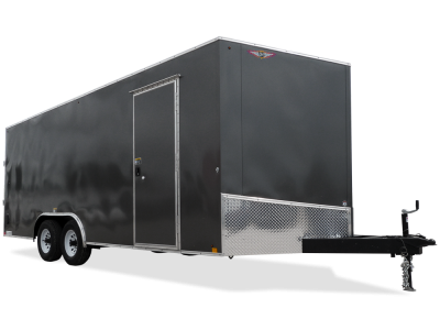 2018 H and H Trailer 101X20 HH F-TOP CARHAUL VNOSE 10K CARGO