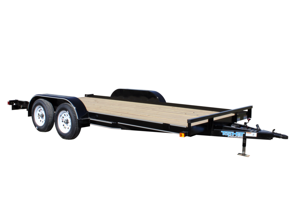 "Top Hat CAR HAULER - 18x83"" CH"
