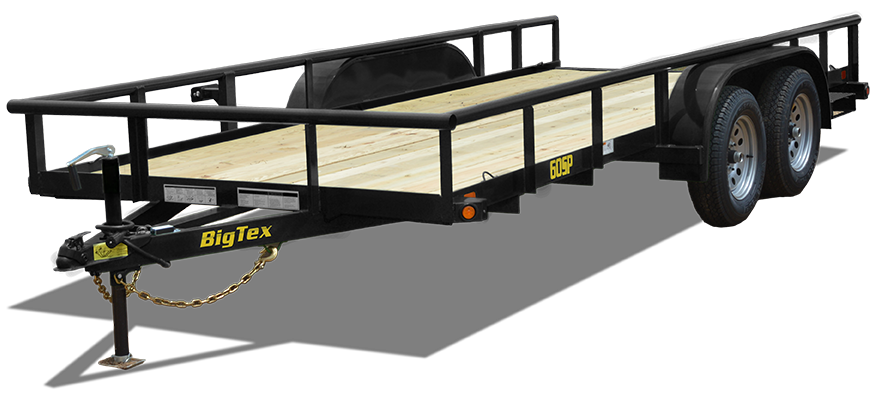 Big Tex Trailers 60SP-12