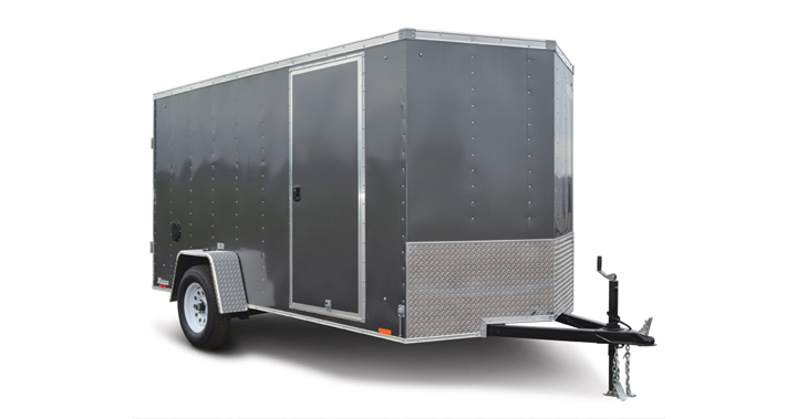 2018 Cargo Express Xlw Ft 4 Wide Single Cargo Cargo / Enclosed Trailer