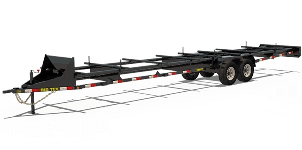 Big Tex Trailers 12PT-40
