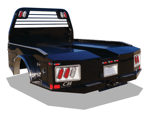 CM Truck Beds ER Truck Bed