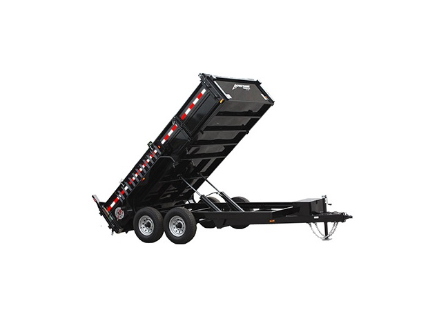Homesteader Trailers 714JX