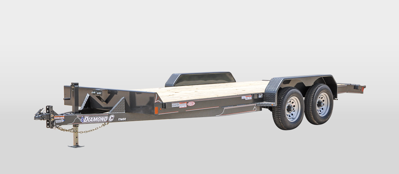 Diamond C Trailers 17MEQ
