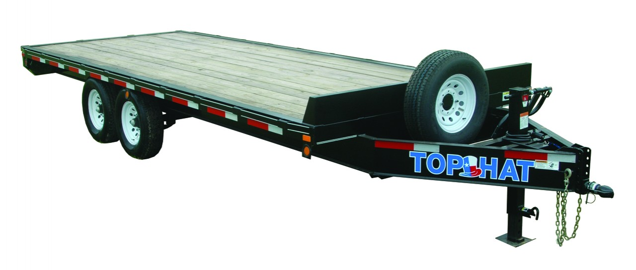 "Top Hat DECK OVER 10K - 24x96"" DO 10K"