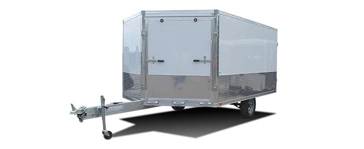 2020 Cargo Express Aluminum Denali Snowmobile Trailer