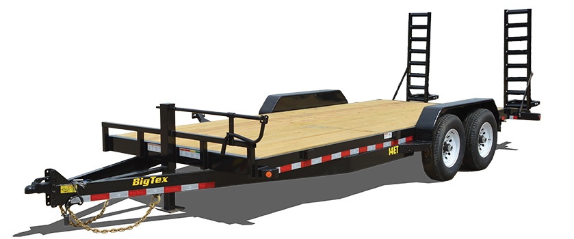 Big Tex Trailers 14ET-20 GN