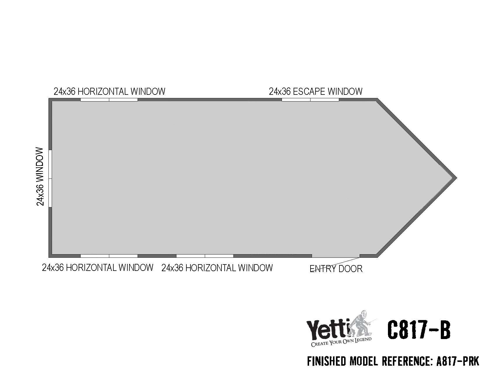 Yetti C817-B