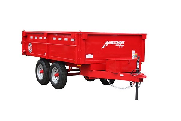 Homesteader Trailers 610HB