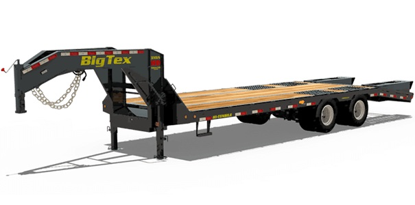 Big Tex Trailers 3XGN-36