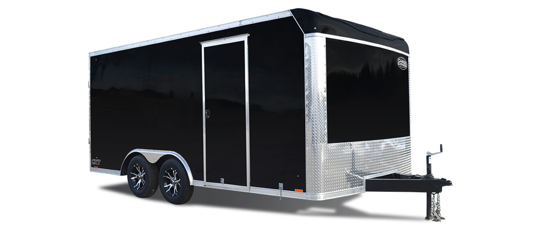 2018 Cargo Express Cxt Extreme Flat Top Cargo / Enclosed Trailer