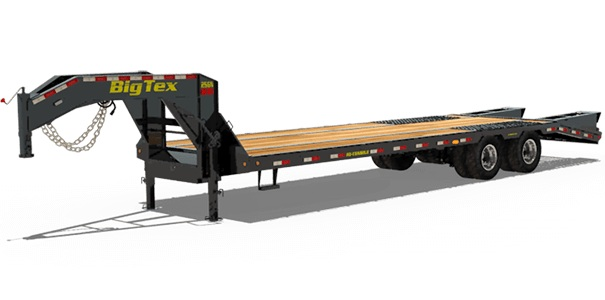 Big Tex Trailers 25GN-20+5