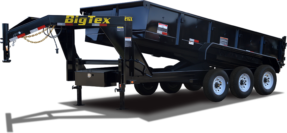 Big Tex Trailers 21GX-16
