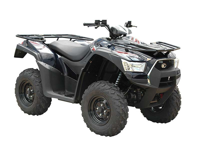 Kymco MXU 500i - Black