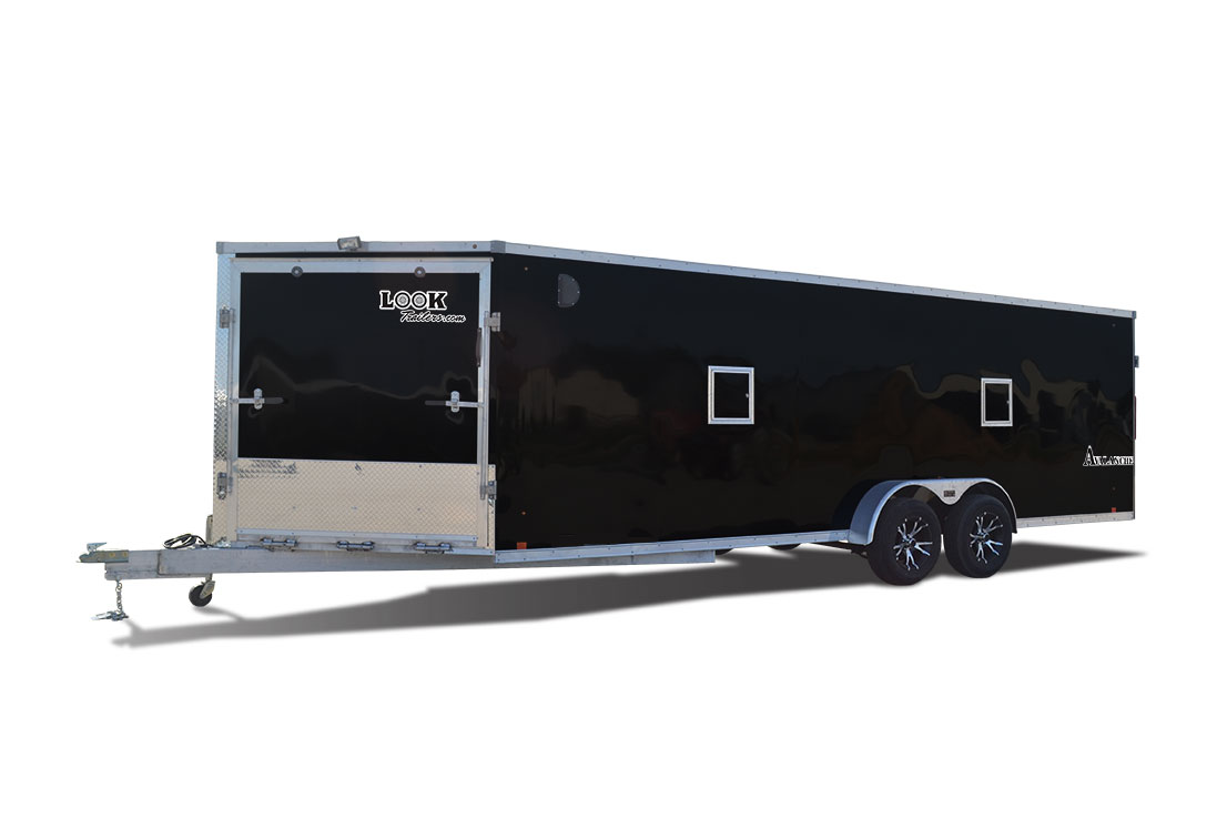 Look Trailers AWEF 7X23TE2