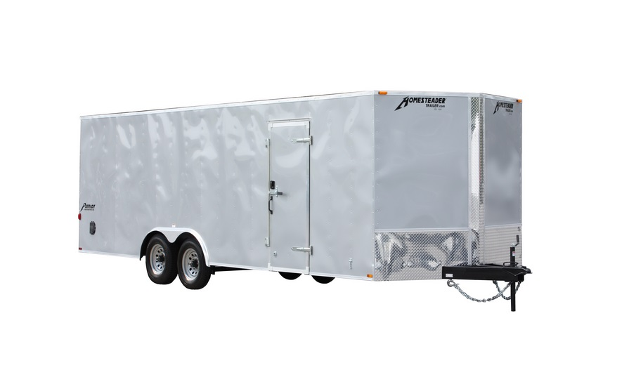 Homesteader Trailers 822PT