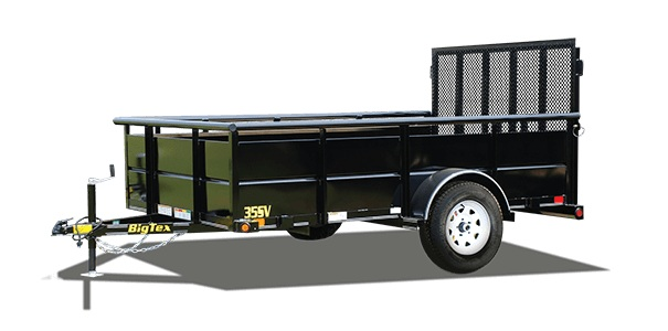 Big Tex Trailers 35SV-14