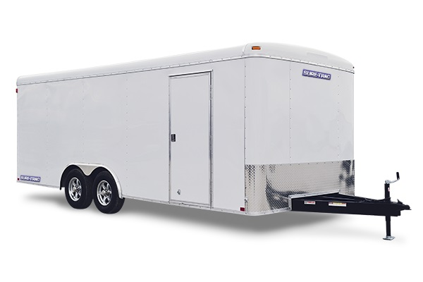 2018 Sure-Trac 8.5 x 24 Pro Series RT Car Hauler TA 10K