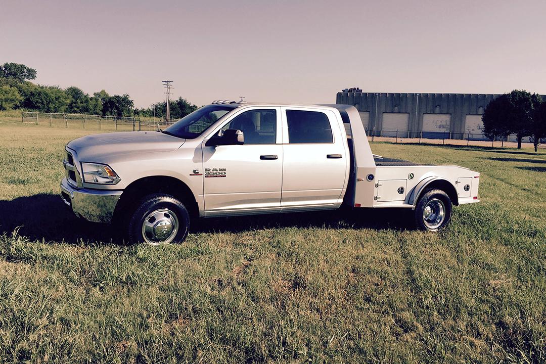 CM Truck Beds AL ER Truck Bed