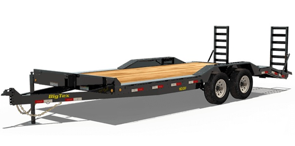 Big Tex Trailers 10DF-20