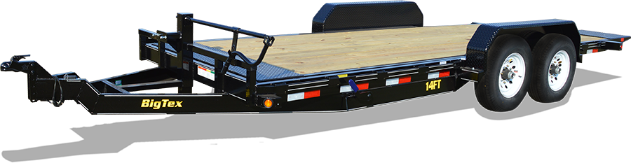 Big Tex Trailers 14FT-20