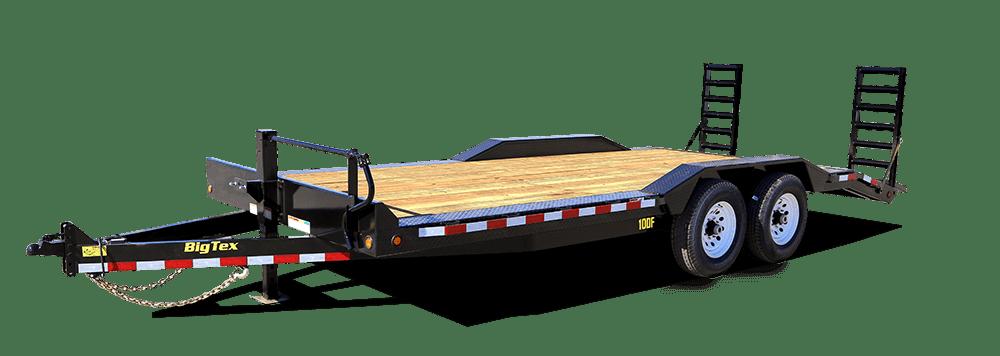 Big Tex Trailers 10DF-18