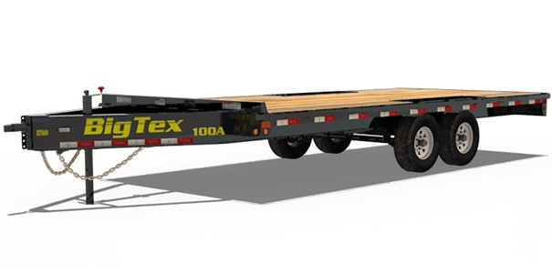 Big Tex Trailers 10OA-16