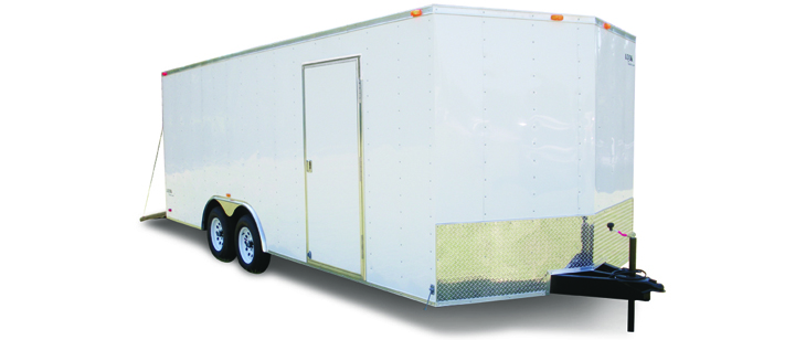 Look Trailers EWLF8.5X20TE3