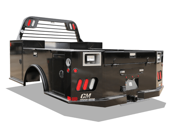 CM Truck Beds TM Deluxe Truck Bed