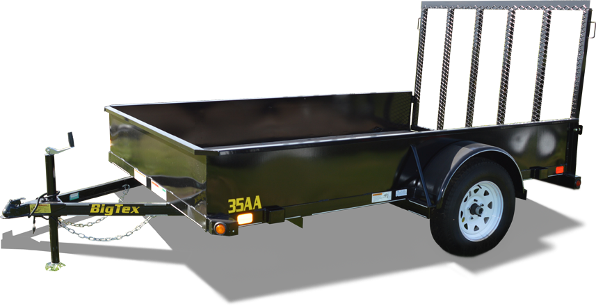 Big Tex Trailers 35AA-10