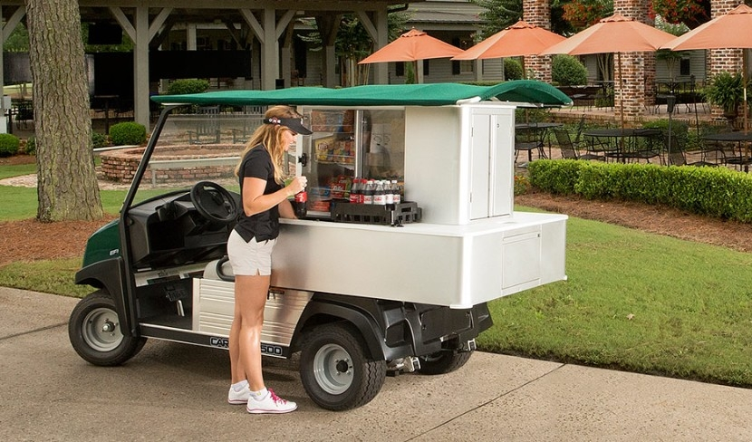 Club Car Café Express (Gasoline)