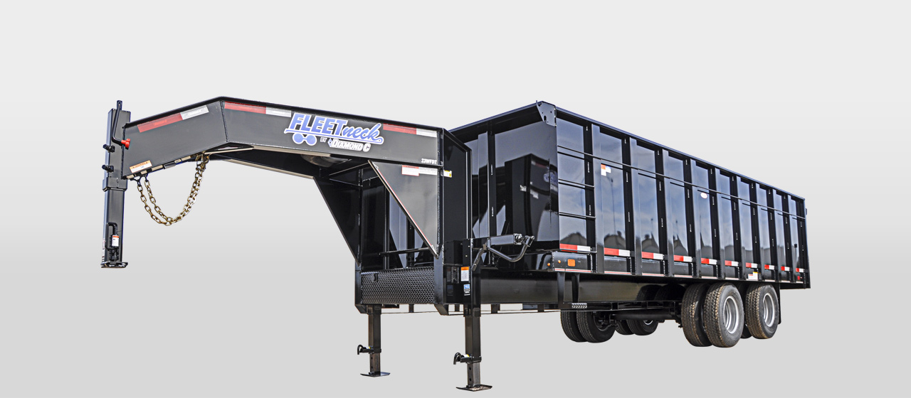 Diamond C Trailers 23WFDT