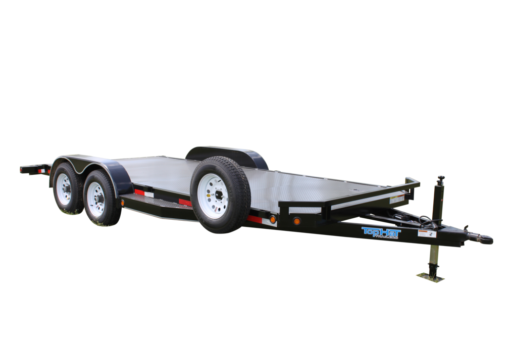 "Top Hat HD ALL STEEL CAR HAULER - 20x83"" HD ASCH"