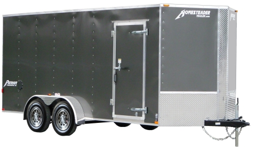 Homesteader Trailers 712PT
