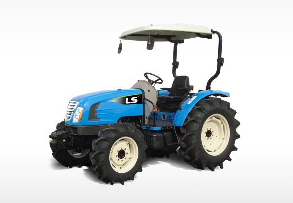 LS Tractor XU6163 ROPS